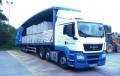 British Gypsum load securing August 2012