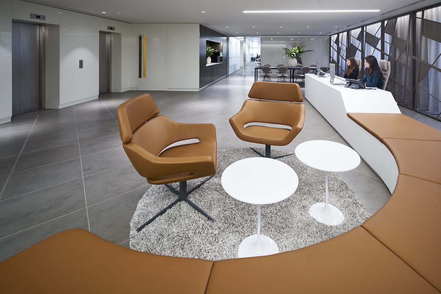 Bw Moves To New City Hq Interior Fit Out